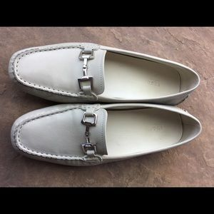 Authentic Gucci driving loafers